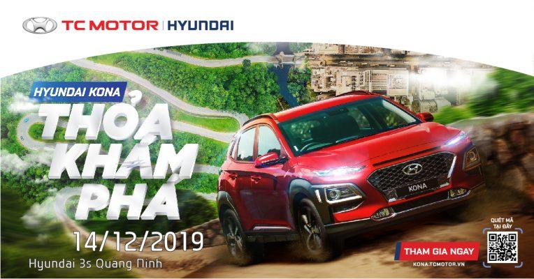 Hyundai Quảng Ninh lái thử Kona